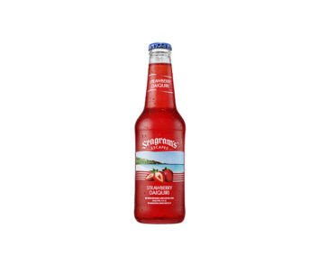 Seagrams Escapes Strawberry Daiquiri