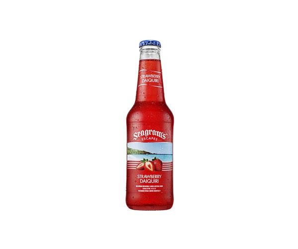 Seagrams Escapes Strawberry Daiquiri