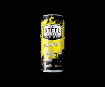 Steel Reserve Alloy Series Hard Pineapple