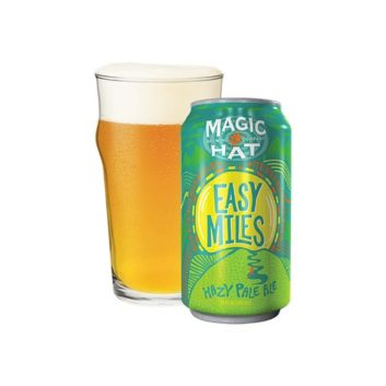 Magic Hat Easy Miles