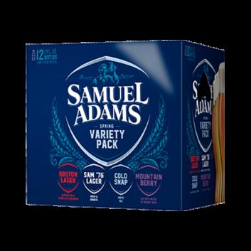 Samuel Adams Spring Variety Pack