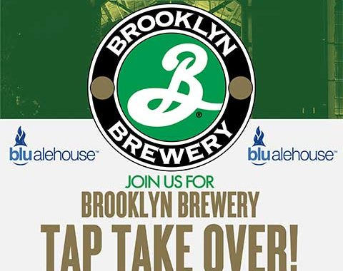 Brooklyn Brewery Tap Takeover at Blu Alehouse