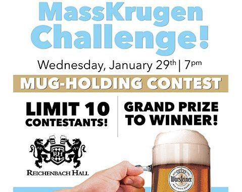 Reichenbach Hall Warsteiner Masskrugen Challenge