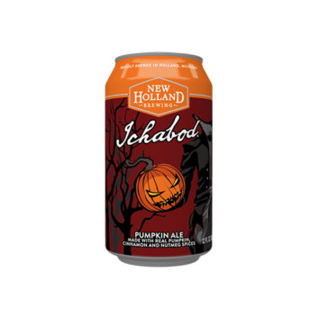 New Holland Ichabod Pumpkin Ale