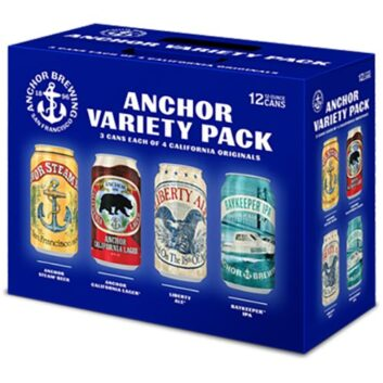 Anchor Brewing Variety Pack