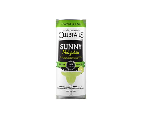 Clubtails Sunny Margarita