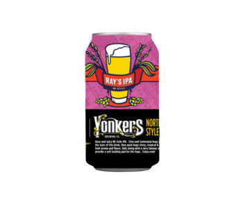 Yonkers Brewing Ray's IPA