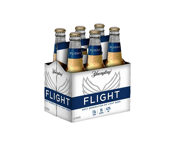 Yuengling Flight Light Beer