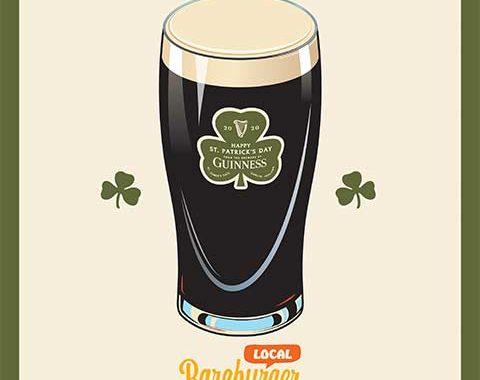 Bareburger Guinness Pint Night