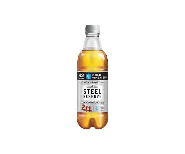 Steel Reserve 42 pz bottle