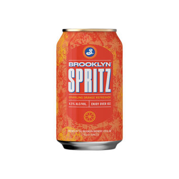 Brooklyn Brewery Spritz Cocktail