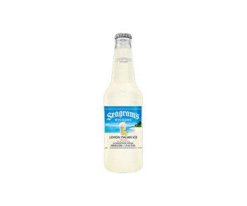 Seagrams Escapes Italian Ice Lemon