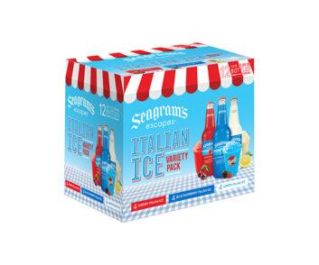 Seagrams Escapes Italian Ice