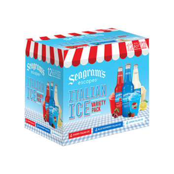 Seagrams Escapes Italian Ice