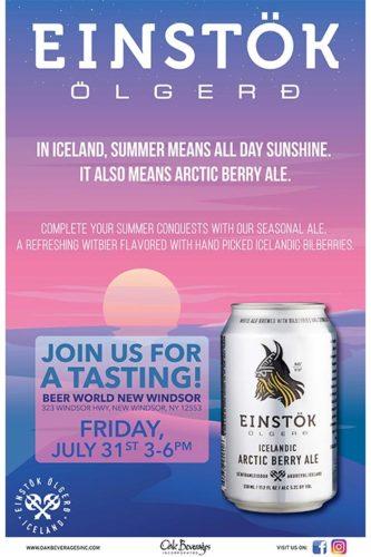 Einstok Event New Windsor 073120-Poster