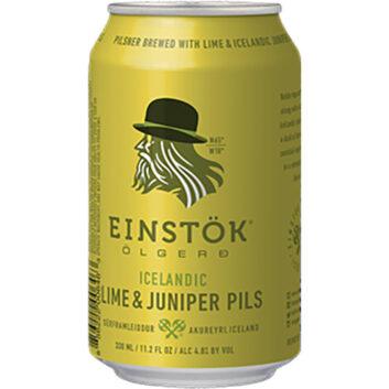 Einstok Icelandic Lime and Juniper Pils