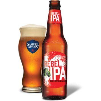 Samuel Adams Rebel IPA