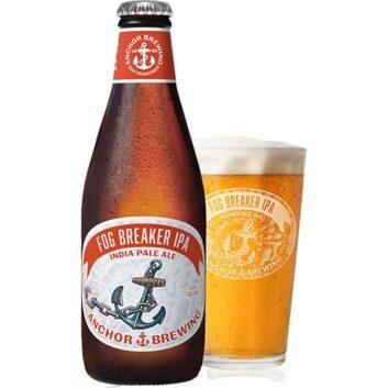 Anchor Brewing Fog Breaker IPA