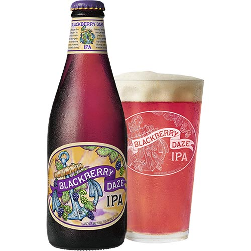 Anchor Steam Blackberry Daze IPA