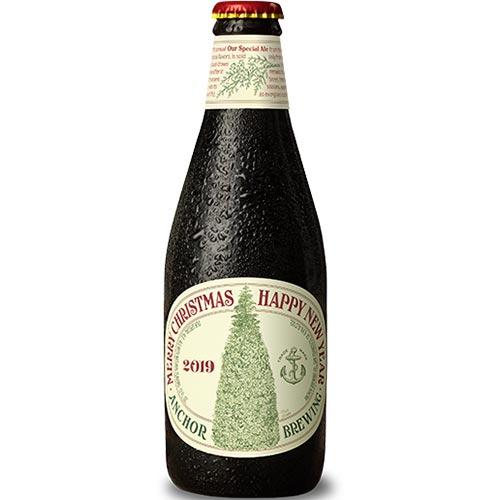 Anchor Steam Christmas Ale
