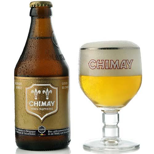 Chimay Gold Doree