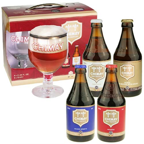 Chimay Sampler Collector Pack