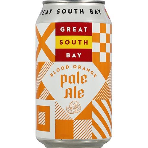 Great South Bay Blood Orange Pale Ale
