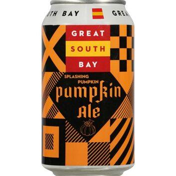 Great South Bay Splashing Pumpkin Ale