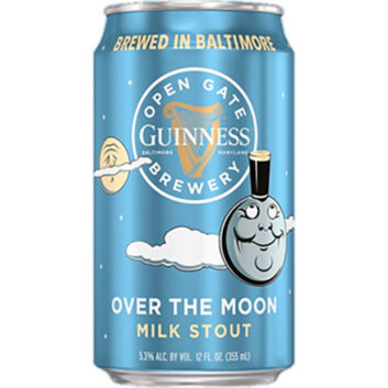 Guinness Over The Moon Milk Stout