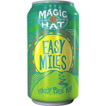 Magic Hat Easy Miles Hazy Pale Ale
