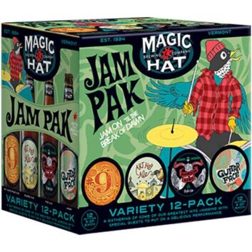 Magic Hat Jam Pak
