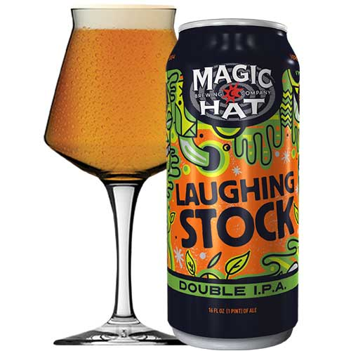 Magic Hat Laughing Stock Double IPA