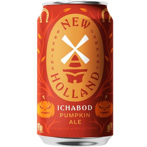 New Holland Ichabod Pumpkin Ale