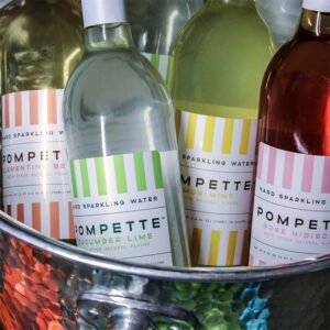 SI Swimsuit teams up with Pompette to elevate what's in your glass.