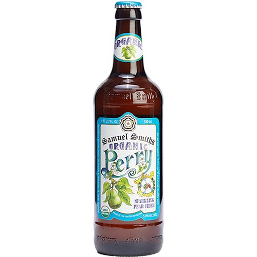 Samuel Smith Organic Perry Pear Cider