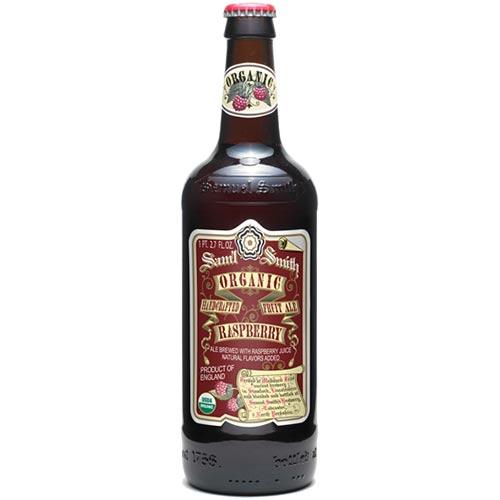 Samuel Smith Organic Raspberry Fruit Beer