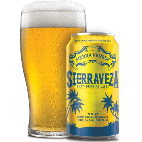 Sierra Nevada Sierraveza Lager