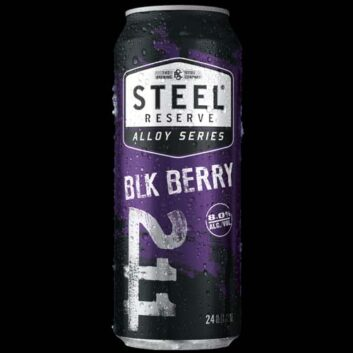 Steel Reserve Alloy Series BLK Berry