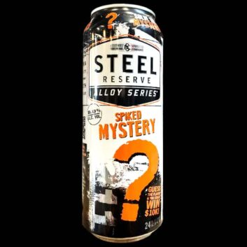 Steel Reserve Alloy Series Spiked Mystery