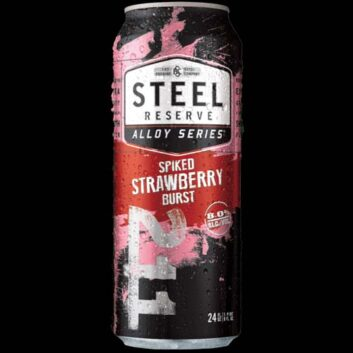 Steel Reserve Spiked Strawberry Burst