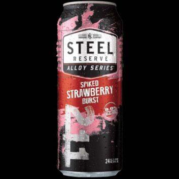 Steel Reserve Spiked Strawberry Burst
