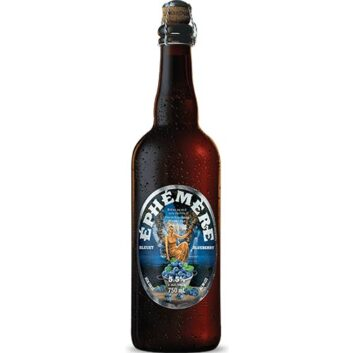 Unibroue Ephemere Bleuet Blueberry