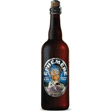 Unibroue Ephemere Sureau Elderberry