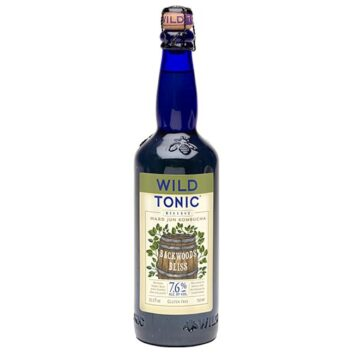 Wild Tonic Jun Kombucha 7.6 Bacwoods Bliss
