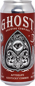 Ghost Brewing Afterlife
