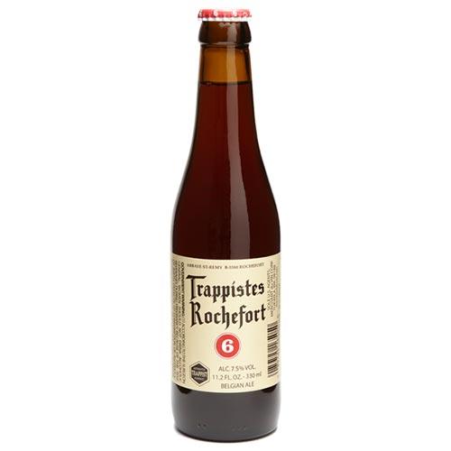 Rochefort Trappist 6 Red Cap