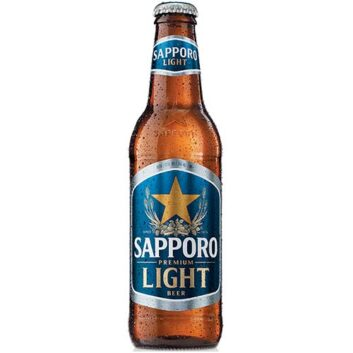Sapporo Premium Light