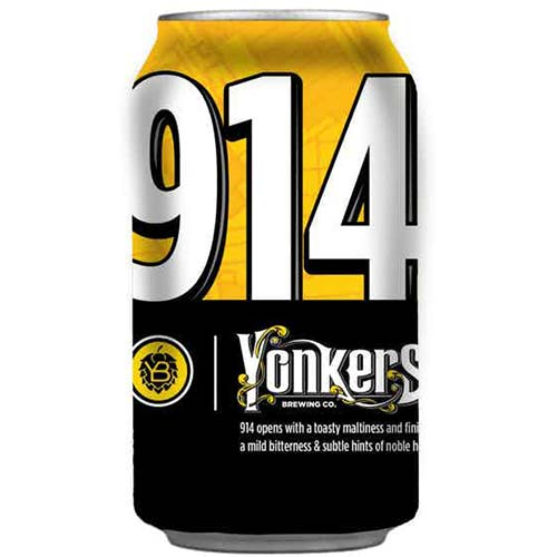 Yonkers Brewing 914 Vienna Lager
