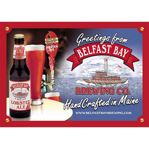 Belfast Bay Lobster Ale