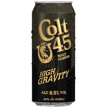 Colt 45 High Gravity